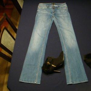 Women's White House Black Market Boot Jeans 2R